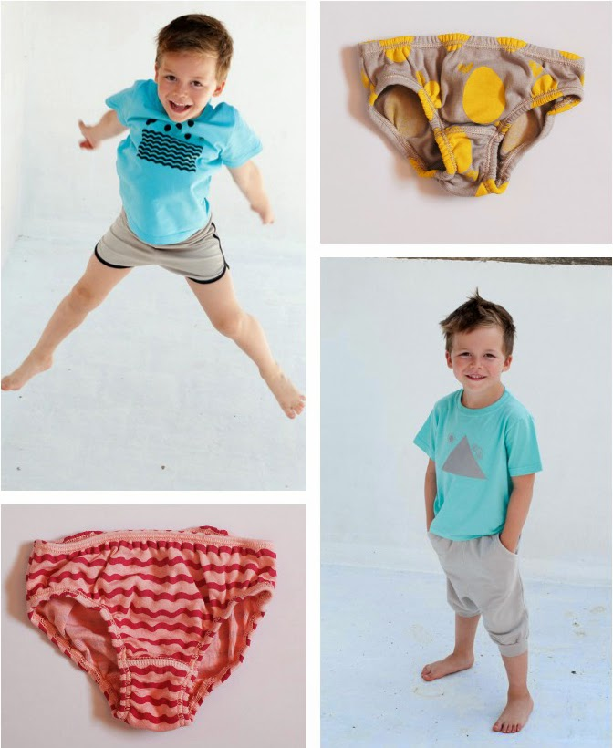 Picnik Barcelona - Spring/summer 2014 kids fashion collection - boys