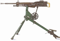 St. Étienne Mle 1907 medium machine gun MMG