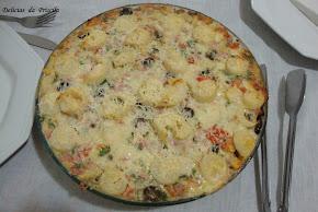 Macarronada à Pizzaiolo da Hellmann´s