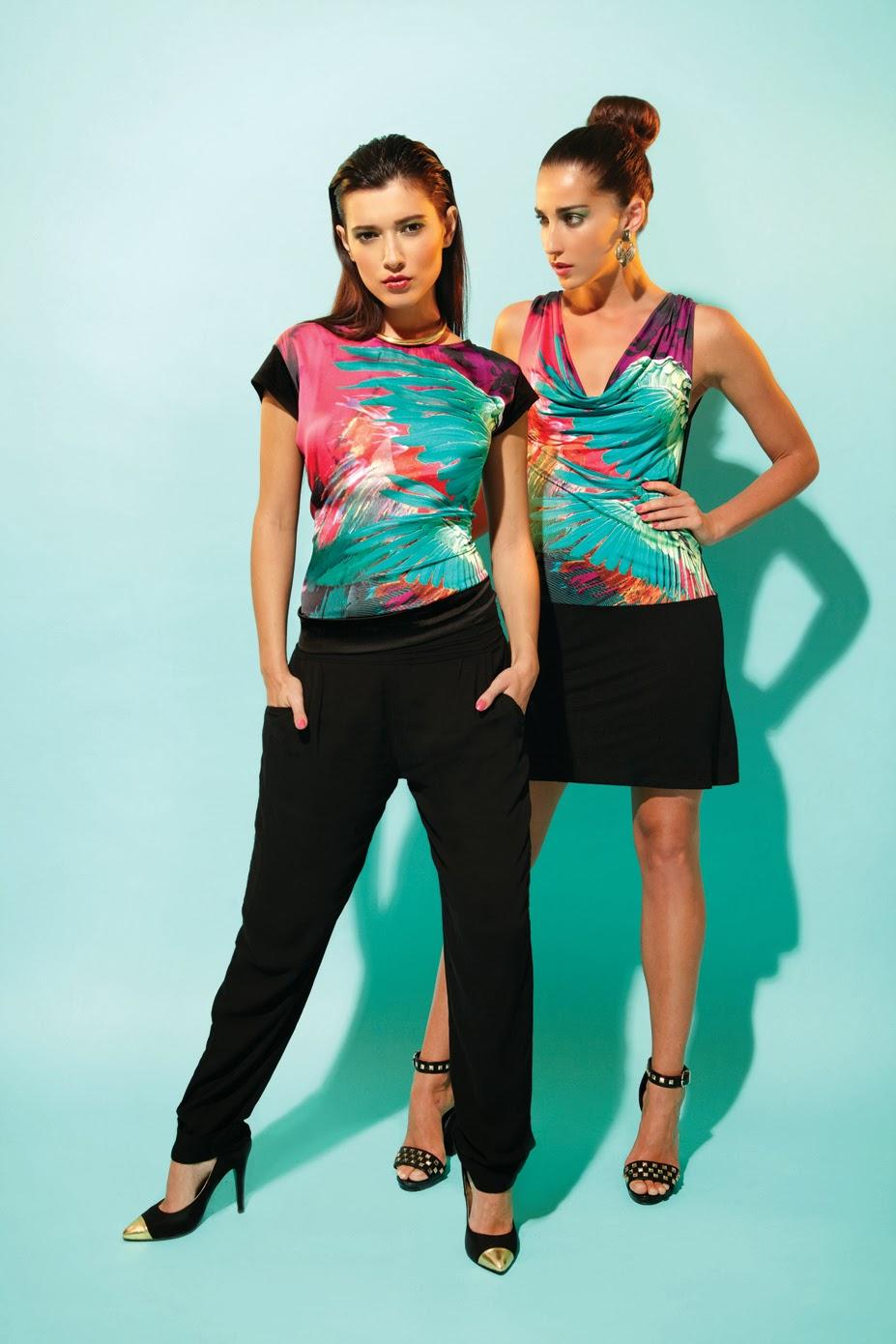 eb2b06a6374 Smash se inspira en Brasil para su nueva colección Tropicalia para esta  primavera-verano 2014 - Ediciones Sibila (Prensapiel, PuntoModa y Textil y  Moda)