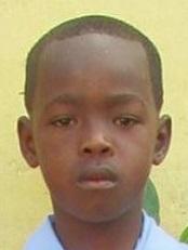 Dedilhomme - Haiti (HA-879), Age 6