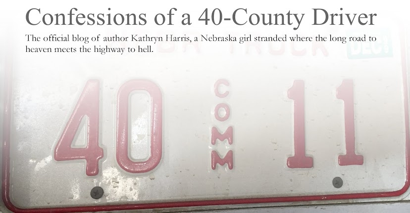 Confessions of a 40-County Driver