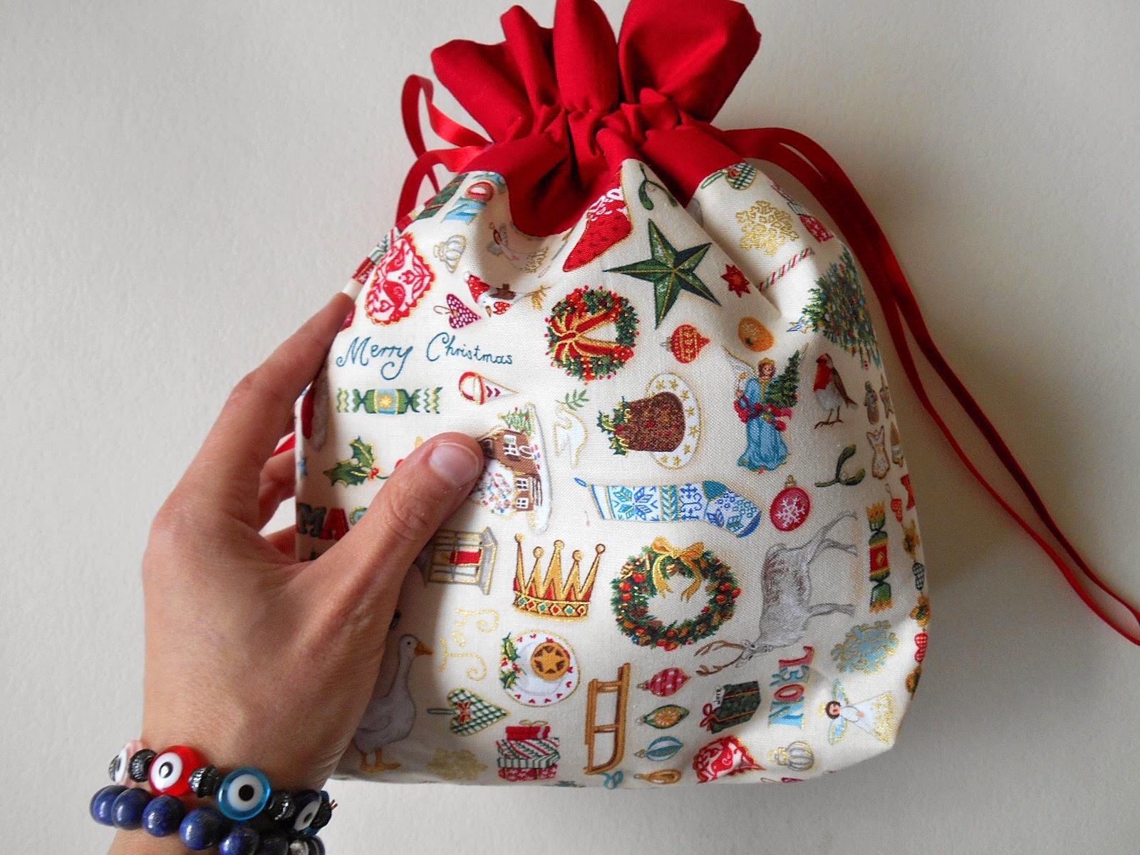 santa sack traditional holidays