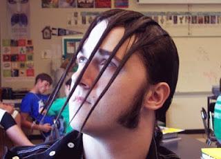 7 Potongan Rambut Paling Jelek Di Dunia