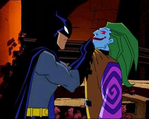Il mondo di supergoku the batman