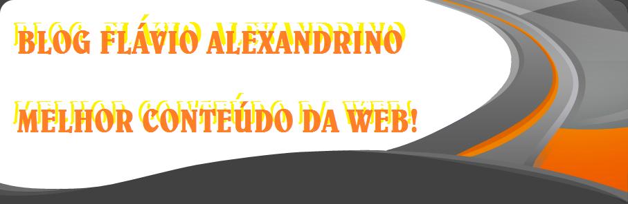 Blog Flavio Alexandrino