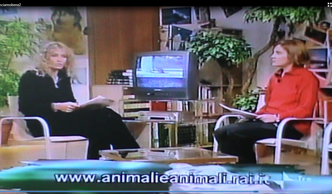 RAI TRE -ANIMALI E ANIMALI