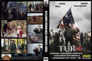 TURN! - SEGUNDA TEMPORADA COMPLETA