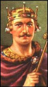WILLIAM II KING OF ENGLAND