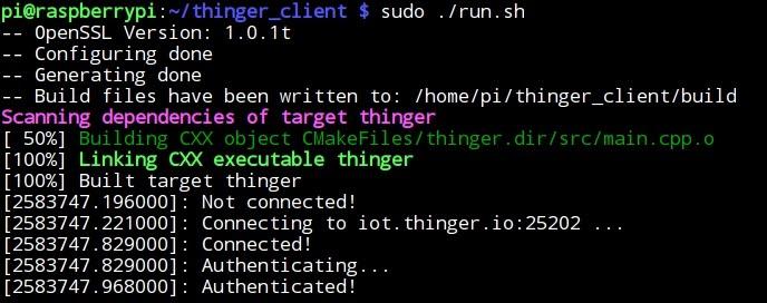 whitelist thinger io iot platform 2 controlling a raspberry pi rh whitelist1 com H-Files Endo wiringpi.h no such file