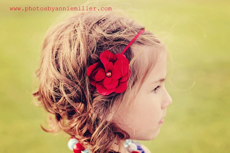 Little Girls Hairdos Holiday Hair Accessories