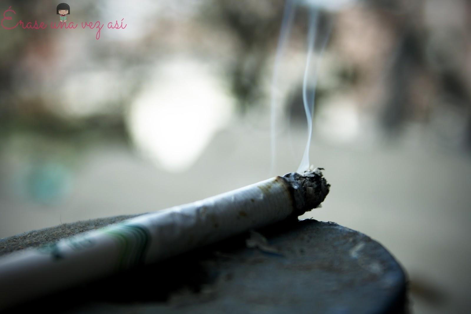 cigarro, fotografia de cigarrillo, olvidar, erase una vez asi, frases de amor, frases para el face