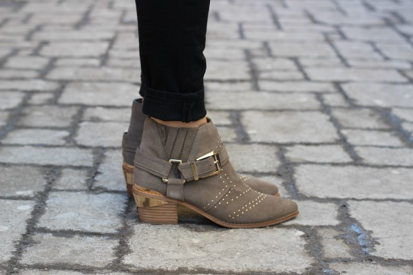 chloe inspired booties