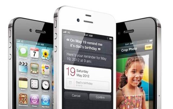 In cei cinci ani de existenta, iPhone a trecut prin 4 update-uri