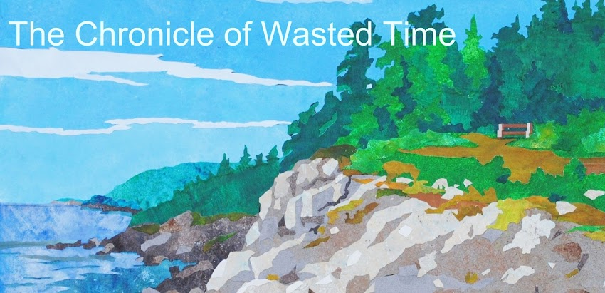 The Chronicle of Wasted Time