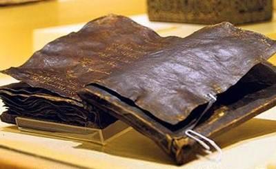 """Penemuan Injil Kuno Berumur 1.500 tahun: """"Yesus Tak Pernah Disalibkan"""""""