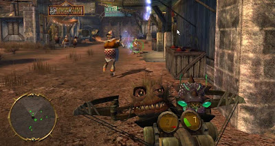 Oddworld: Stranger's Wrath HD Screenshots 2