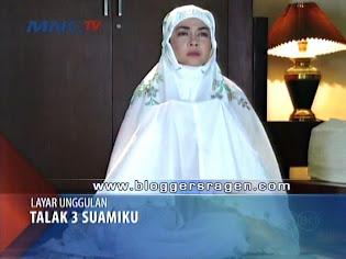 Talak 3 Suamiku FTV