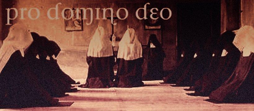 Pro Domino Deo