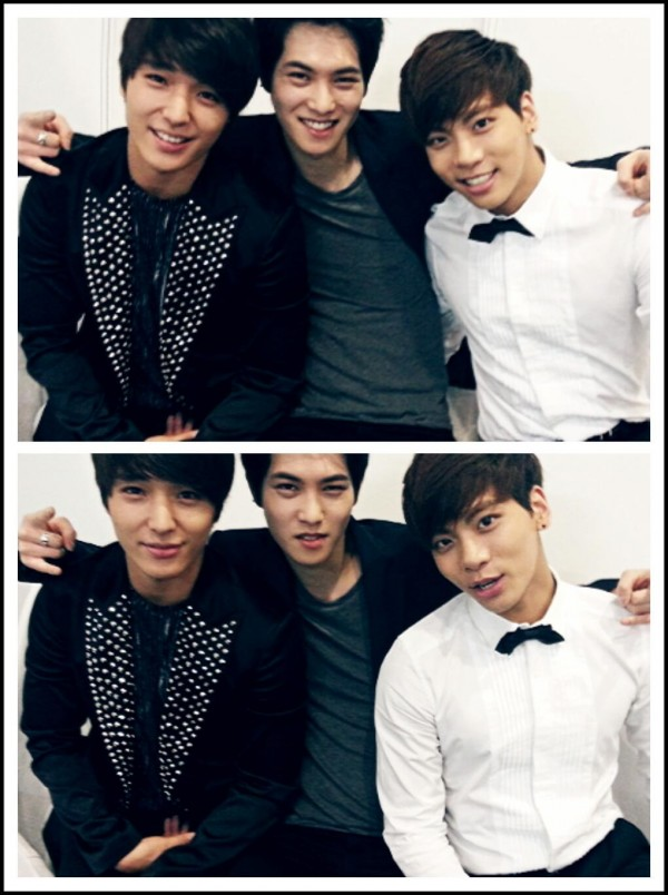 Jonghoon, Jonghyun & Jonghyun