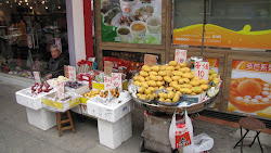 Fruit Stand on March 6