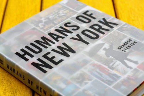 humans of new york - book