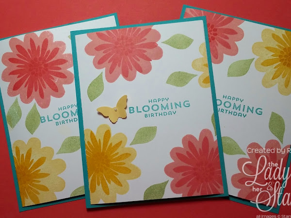 Blooming with Sunshine!