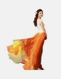 Chiffon Boho Skirt Dress