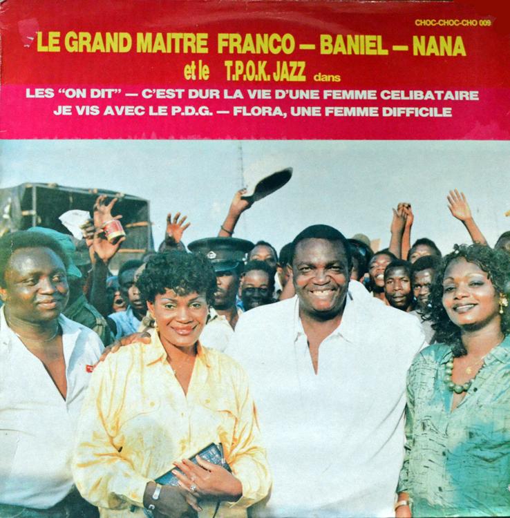 Docteur Nico Et Son Orchestre LAfrique Danse N 5