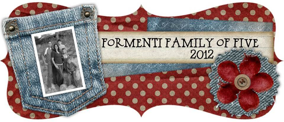 the formenti family of five