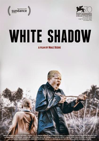 Biały cień