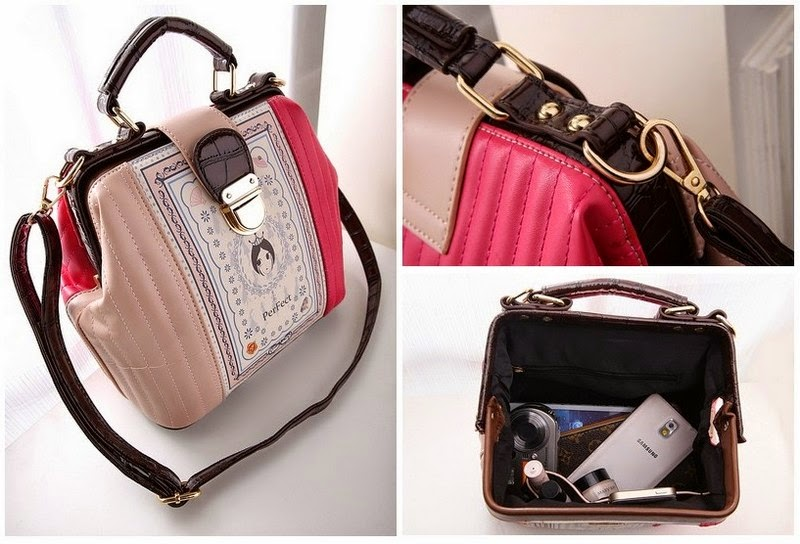 PCA1443 Colour Red Material PU Size L 25 W 14 H 22 Price 185,000.jpg