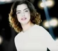 Campanha de combate às drogas nos anos 90 protagonizada pela atriz Ana Paula Arósio.