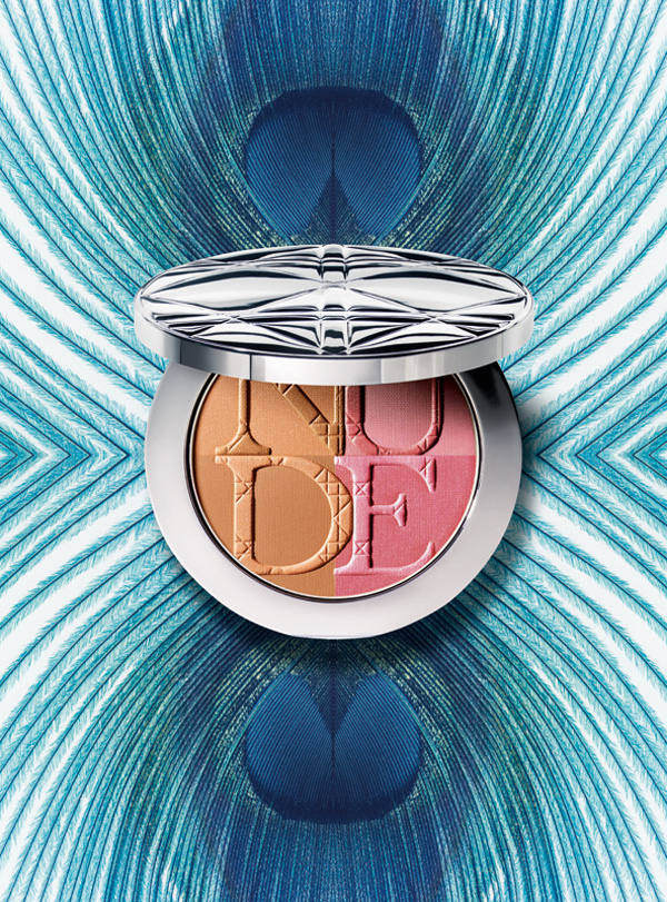 Diorskin Nude Tan Paradise Duo   A Model Recommends