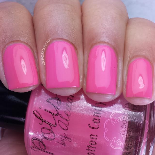 Polished By Alexandra - Cotton Candy Sunsets