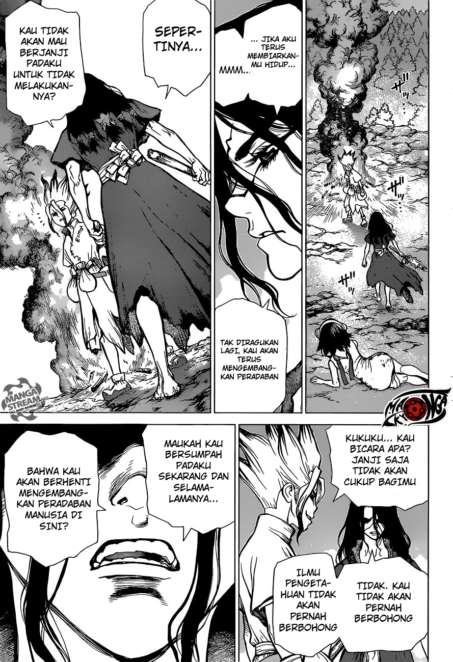 Dr. Stone Chapter 09-17