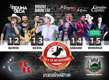 XI Festa do Peão de Ribeirão Bonito
