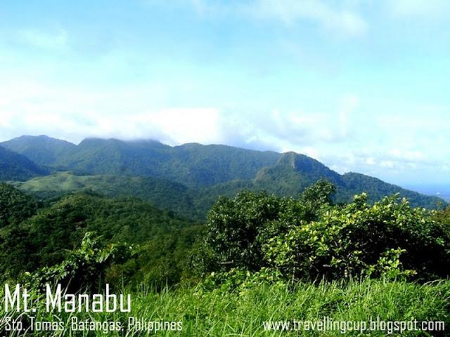 Mt. Manabu