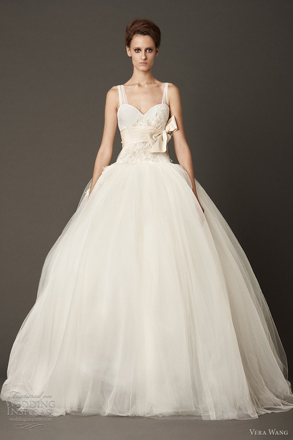 Honey buy vera wang fall 2013 wedding dresses for Best vera wang wedding dresses