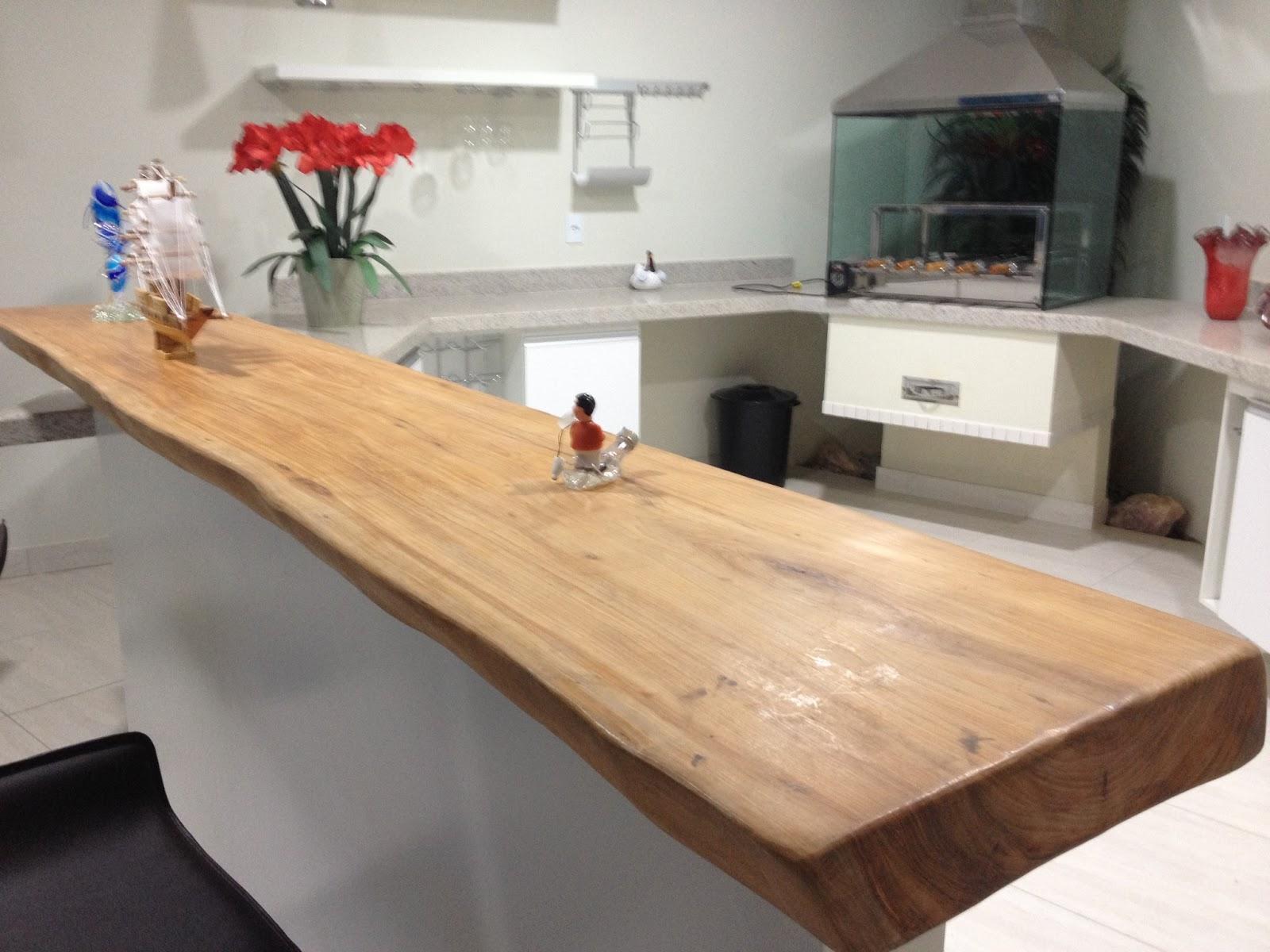 Ambientes decorados com m veis s r stico s r stico for Bar rustico para casa