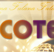 Convite Discoteca