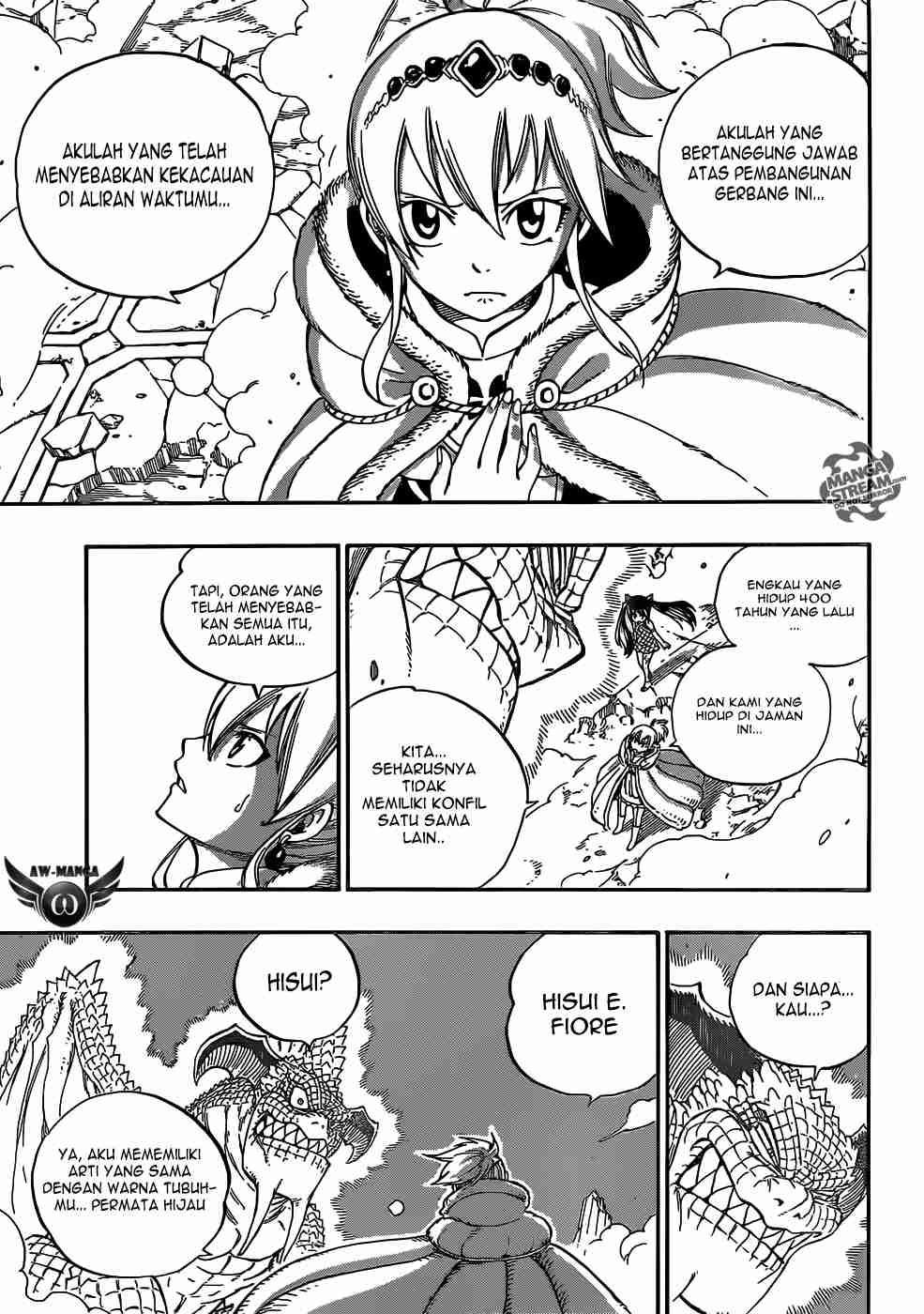 Komik fairy tail 337 - rencana emas 338 Indonesia fairy tail 337 - rencana emas Terbaru 8|Baca Manga Komik Indonesia|Mangacan