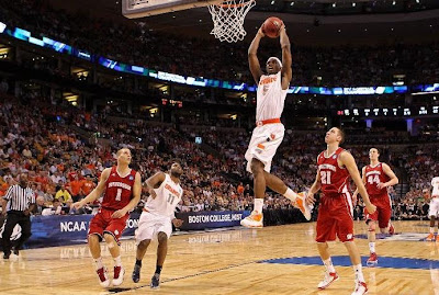 CJ Fair played one of his best games after a rough stretch for him