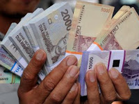 Cara menukar uang pecahan 2000, 5000 dan 10000 di BRI
