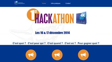 Hackathon Banque Populaire