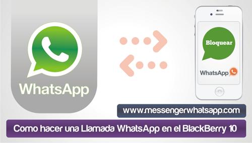 Como bloquear o desbloquear a un contacto de WhatsApp en el iPhone
