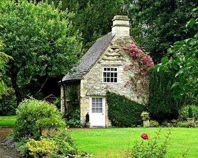 european stone house, cottage stone, farm house, stone house, cute stone cabin