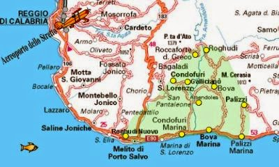 Isola Ellenofona della Calabria