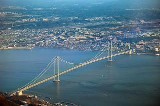 teknologi, jembatan selat sunda, teknologi jembatan selat sunda, maket jembatan selat sunda, master plan jembatan selat sunda, jss, maket jss, jembatan terpanjang di dunia, jembatan akashi kaikyo