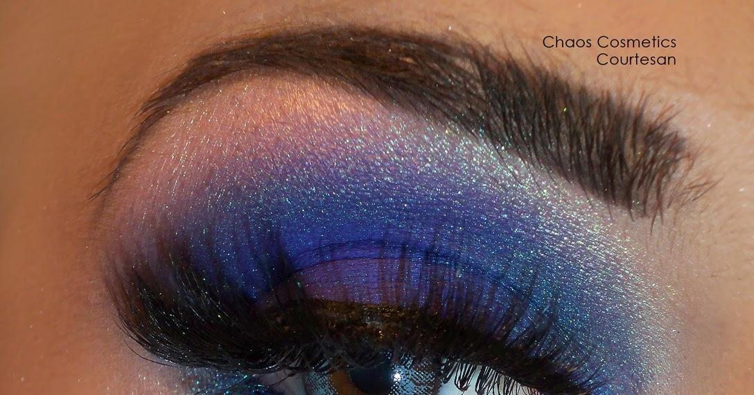 krimzin art chaos cosmetics courtesan eyeshadow facebook